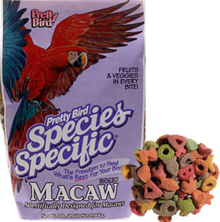 Species Specific - Hi-Energy Macaw Special