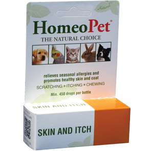 Homeopet Skin & Itch Control