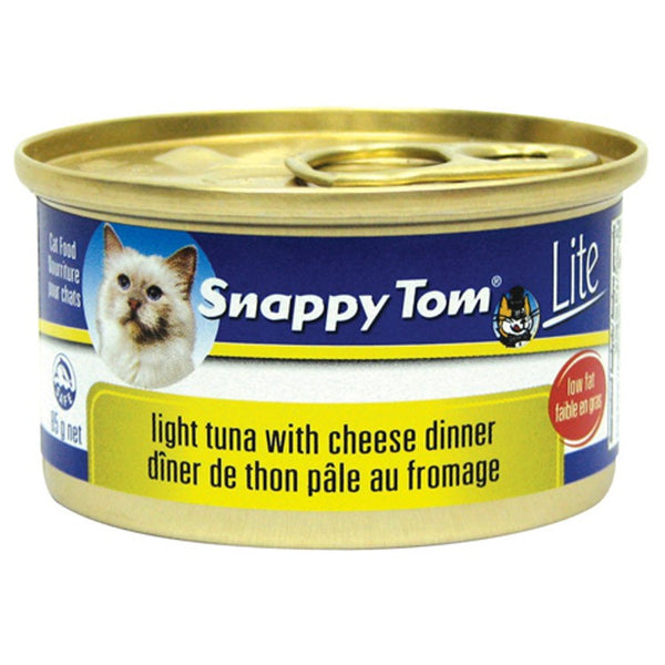 Snappy Tom Lite Cans