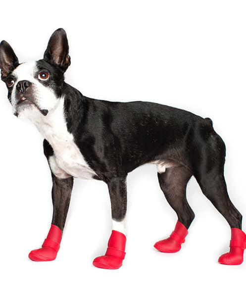 Wellies Rubber Dog Boots