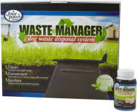 Waste Manager - Dog Waste Disposal System