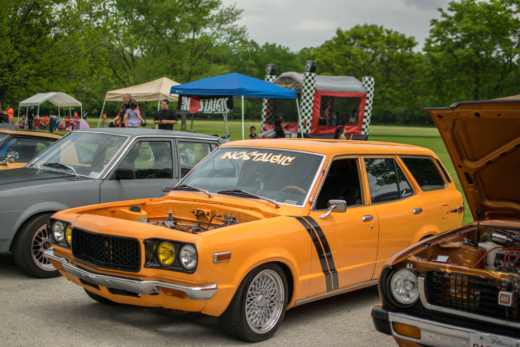 Old School Love, New School Flavor – Chicago Car Life