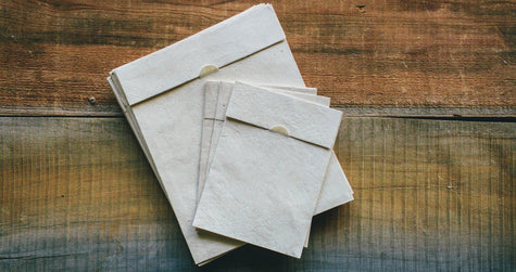 Alabaster Print Envelopes