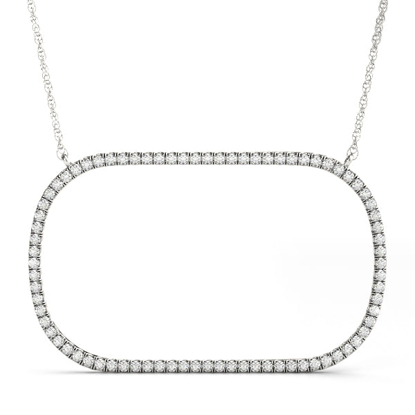 14kt Gold Diamond Necklace - Dia.37ct