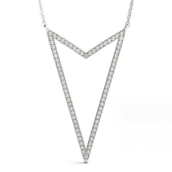 14kt Gold Diamond Neckalce - Dia.38ct