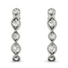 14kt Gold Diamond Earrings - D.25ct