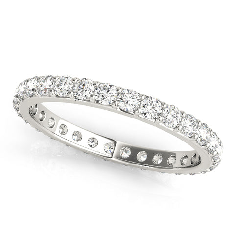 Ladies diamond eternity ring - Diamond 1.25ct