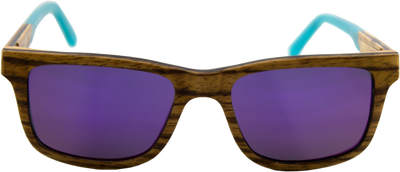 Shadetree sunglasses, Titanium sunglasses, Wood sunglasses, Bamboo sunglasses, polarized sunglasses, Fusion sunglasses, Purple lenses, wood sunglasses, wood sunglasses, purple and teal sunglasses