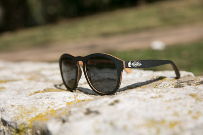 Carbon Fiber Sunglasses, Wood Sunglasses, Shadetree Sunglasses, Wood and Carbon Fiber sunglasses, wooden shades