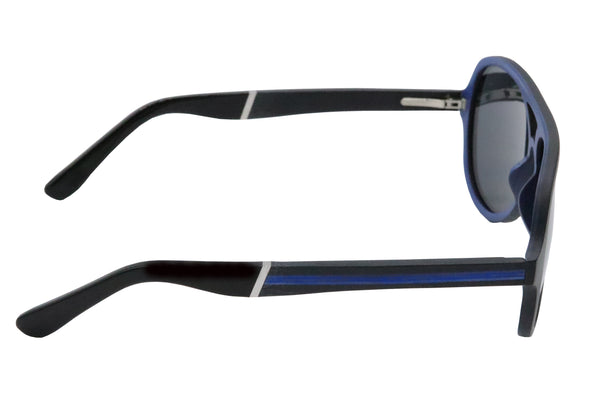 Thin Blue Line Aviator