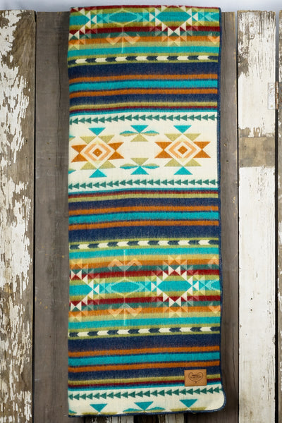AZTEC Double Blanket - Wild One