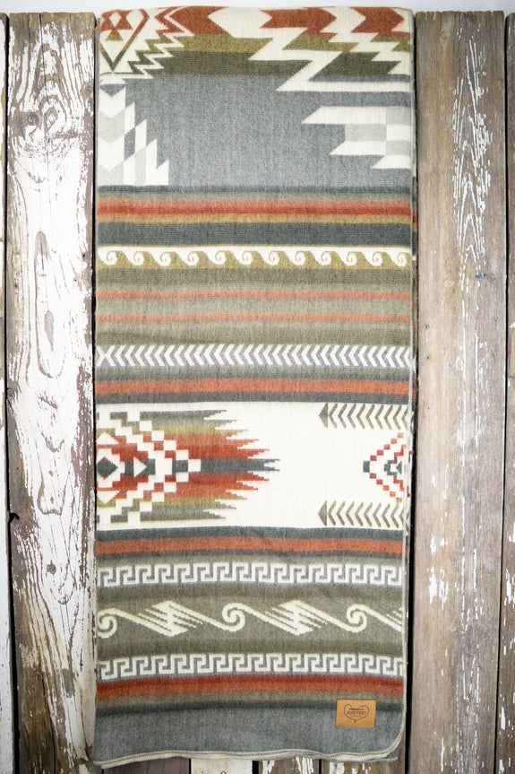MASKUY Blanket - Mosaic Pebble