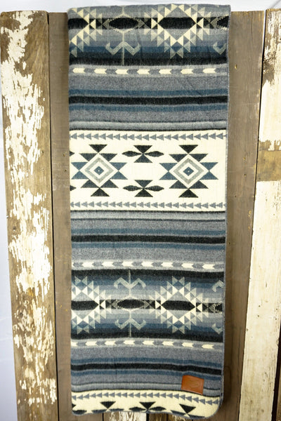 Noninventory - AZTEC Double Blanket - Ocean Layers