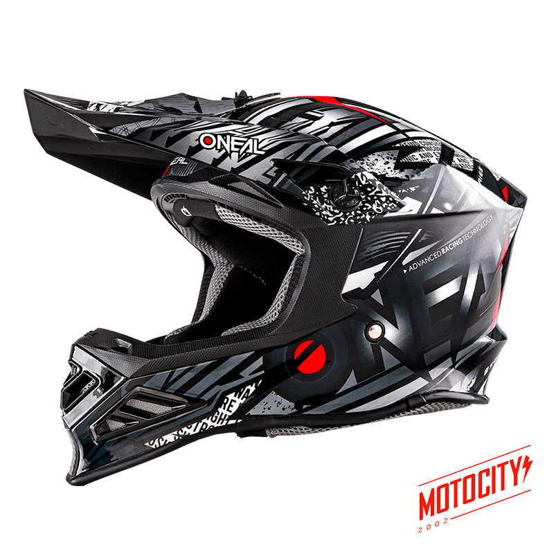 Casco O´Neal 8 Series Synthy