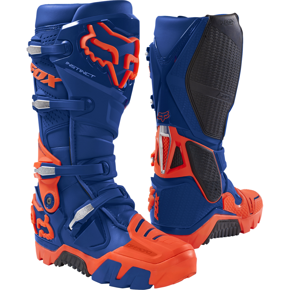 Botas Fox Instinct Off-Road - MOTOCITY