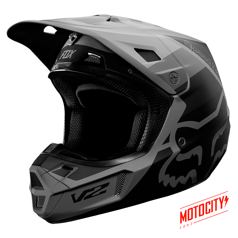 Casco Fox Racing V2 Murc