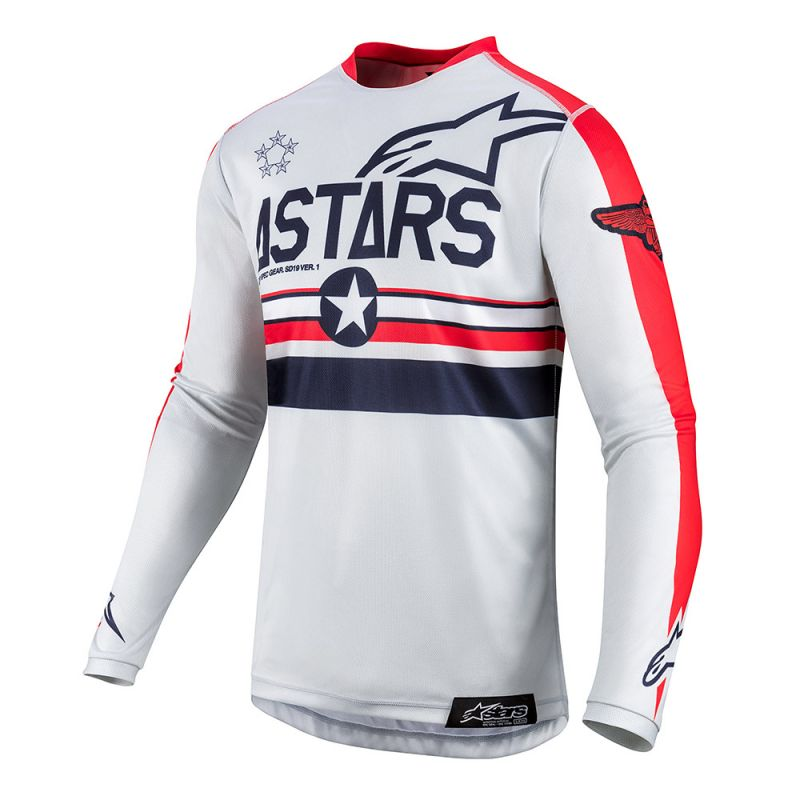 Jersey Alpinestars Racer Tech Five Star