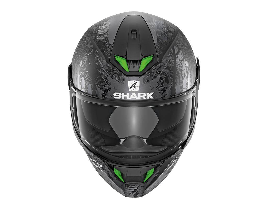 Casco Shark Pulse Skwal 2 Switch Rider 2 Mate