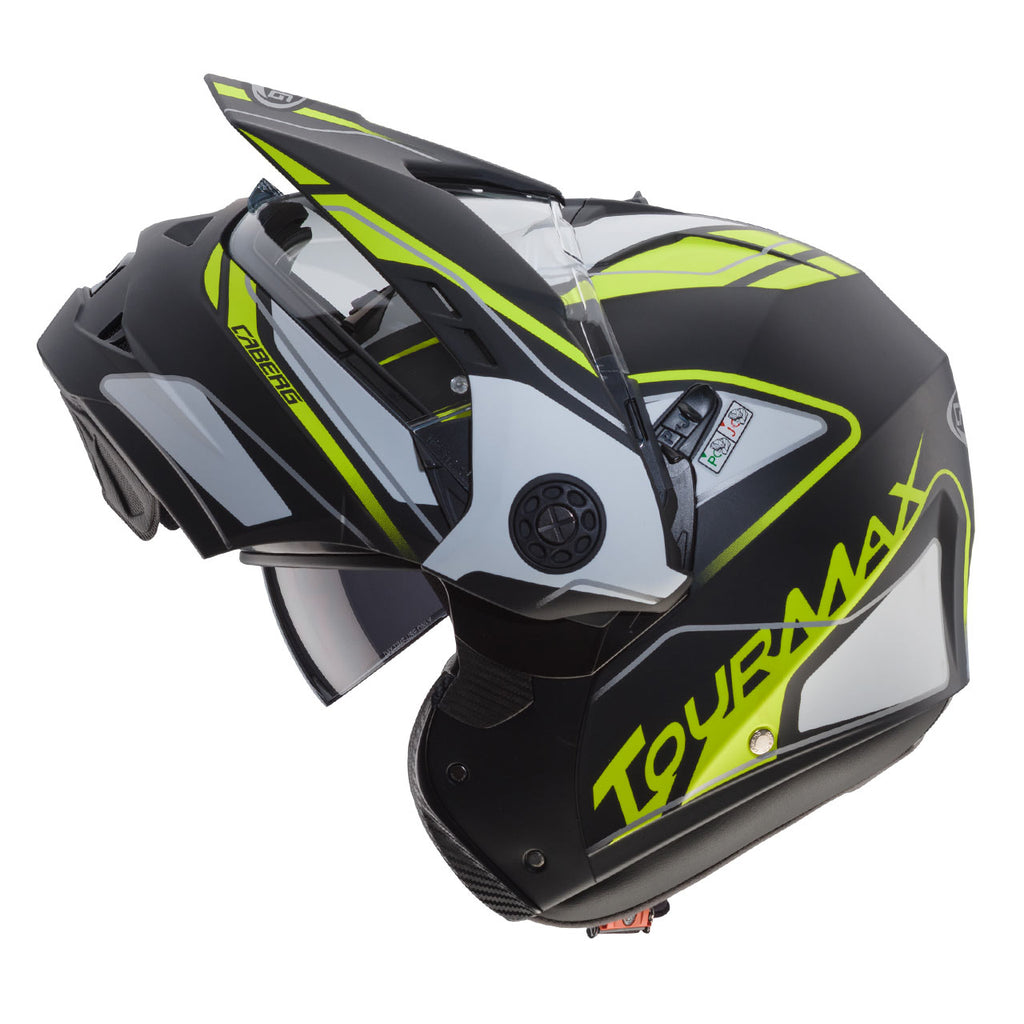 Casco Caberg Tourmax Marathon Abatible