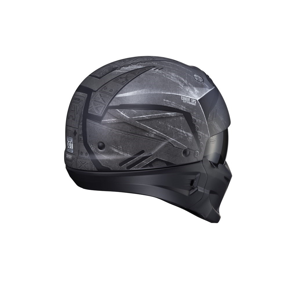 Casco Scorpion Exo Covert Incursion Phantom