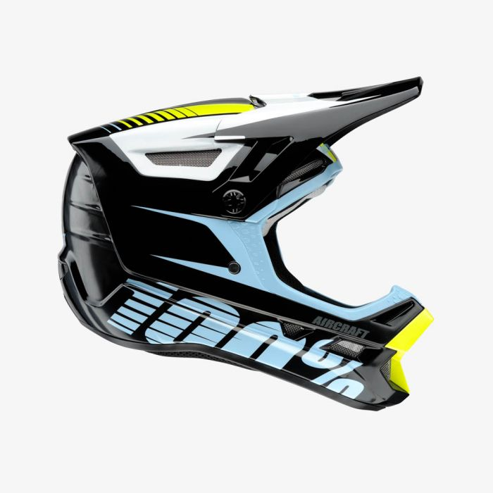 Casco Ride 100% Aircraft Mips Fiji Downhill/MTB