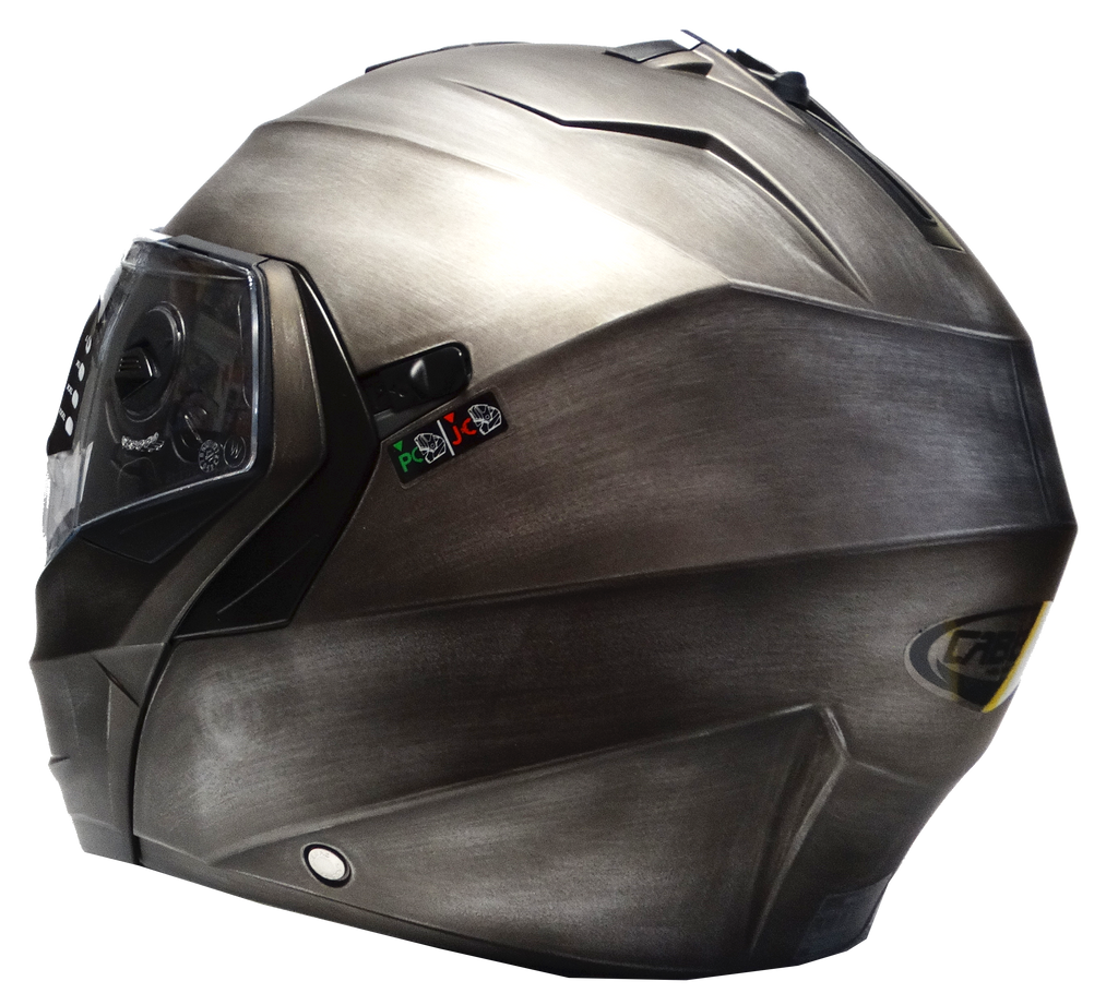 Casco Caberg Duke II Iron