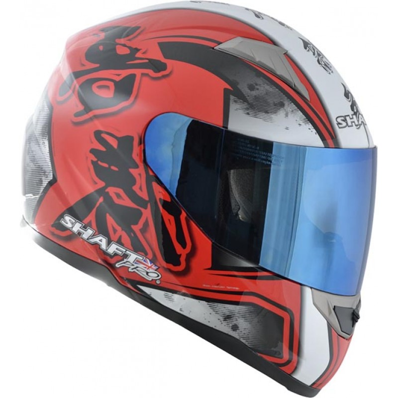 Visor de repuesto Shaft para Casco