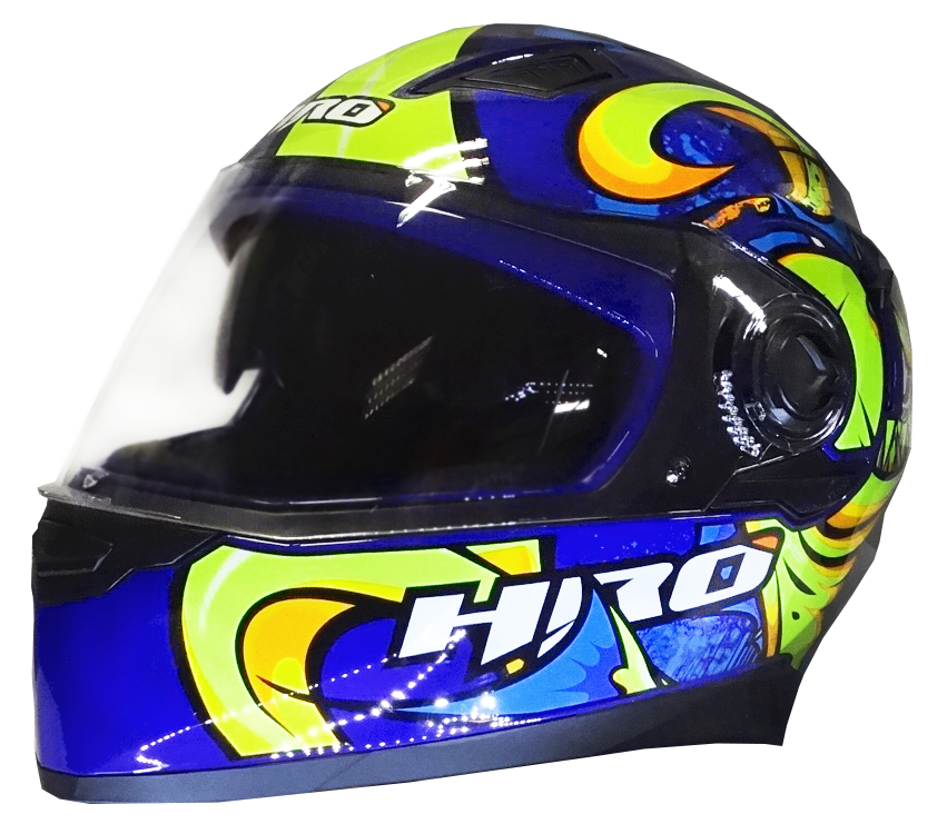Casco HRO 512 Twisted Gloss