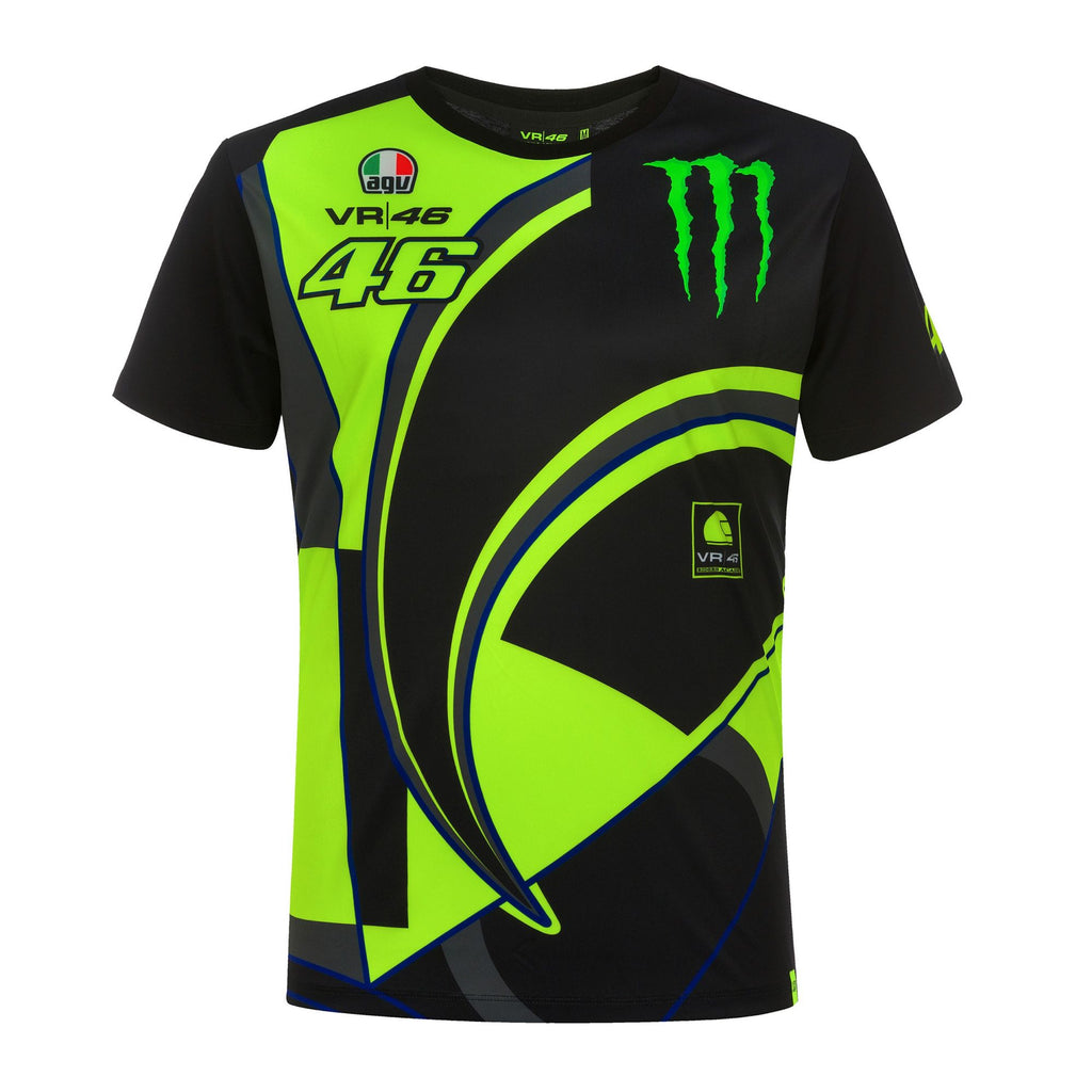 Playera VR46  Monster 46 Replica