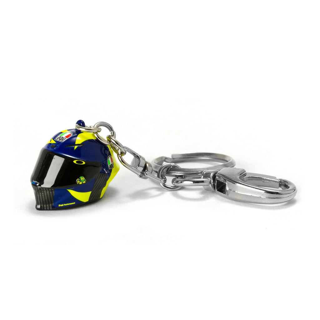 Llavero VR46 Casco Replica Sun and Moon