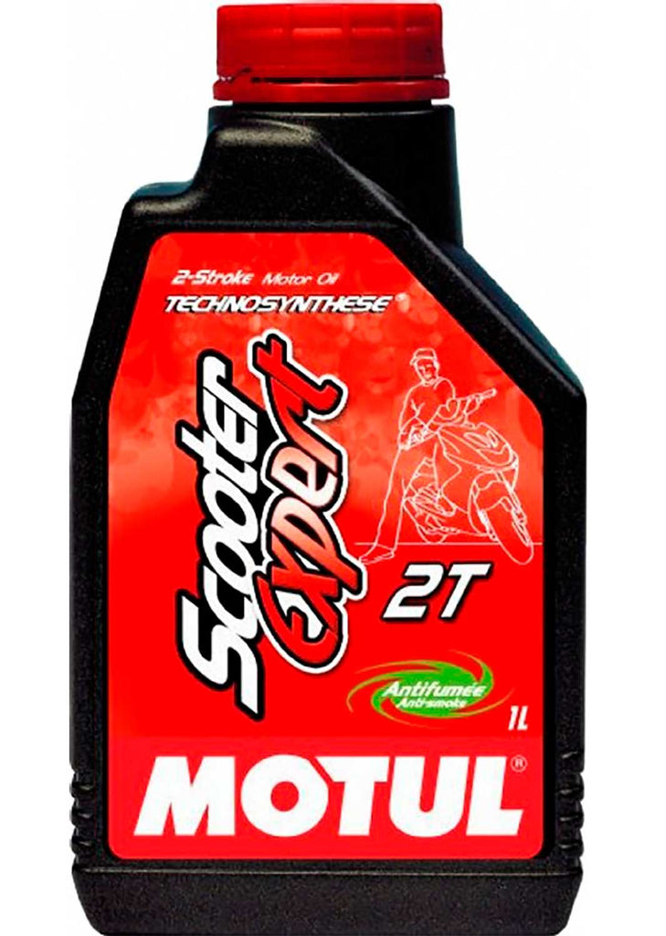 Aceite Motul Scooter Expert 2T 1l