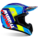 Casco Airoh Switch Sign Azul