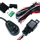 Switch Cable Arnes Para Faros Y Barras De Leds Relay Fusible - MOTOCITY