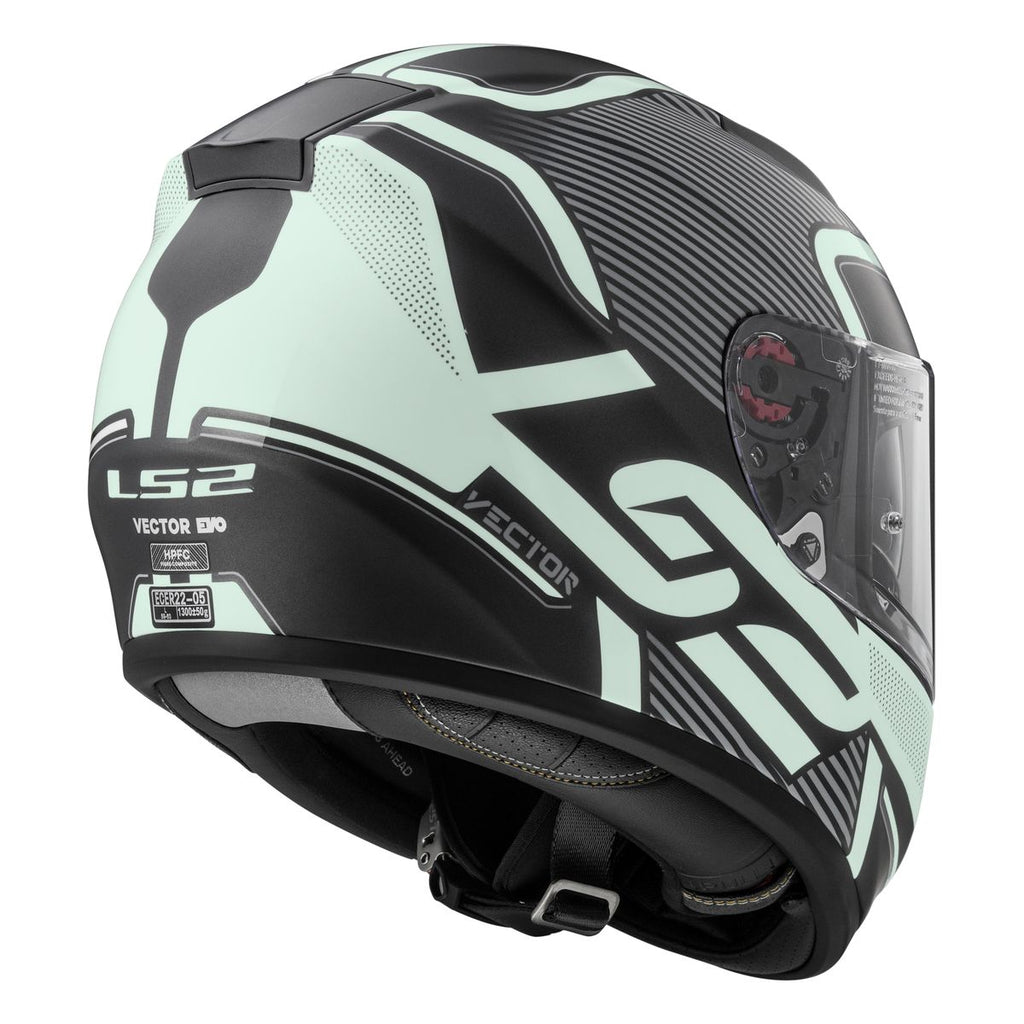 Casco LS2 FF397 Vector Orion