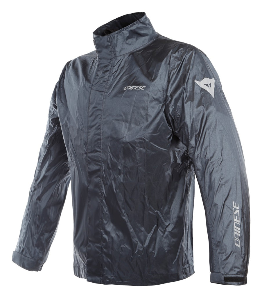 Chamarra Dainese Impermeable Negro
