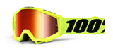 Goggle 100% Accuri Youth Fluo Yellow - MOTOCITY