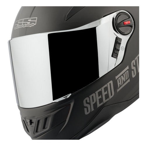 Micas de Respuesto Speed and strength Silver - MOTOCITY