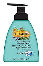 Absorbine Botanicals Natural Herbal Liniment Massage Foam w/ Arnica Extract 16oz - Mikes Instinct