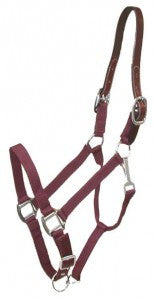 GATSBY CLASSIC NYLON BREAKAWAY HALTER WITH SNAP - Mikes Instinct - 4