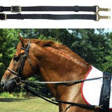 Intrepid International Side Reins-Nylon w/Elastic - Mikes Instinct