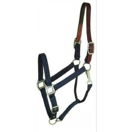 GATSBY CLASSIC NYLON BREAKAWAY HALTER WITH SNAP - Mikes Instinct - 2