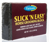 Slick 'N Easy Grooming Block