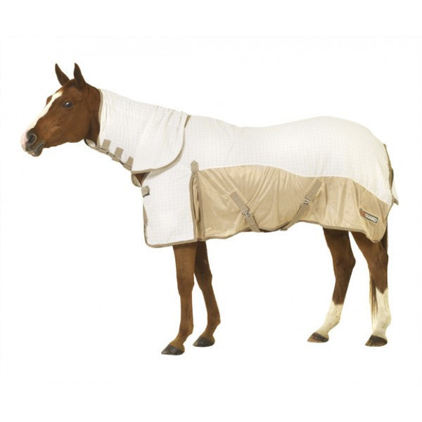Equi-Essentials™ Sunguard Combo UV Sheet - Mikes Instinct