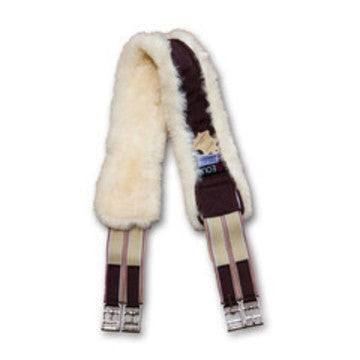 EOUS Genuine Sheepskin All-Purpose Girth - Mikes Instinct