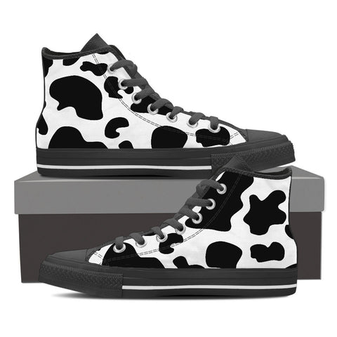 Custom Cow Shoes