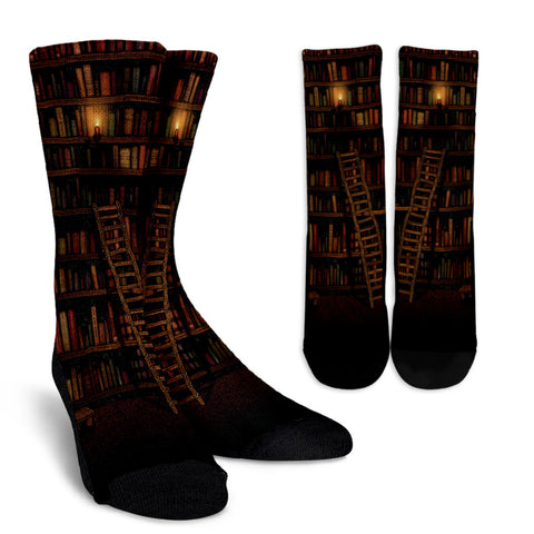 Book Lover Socks