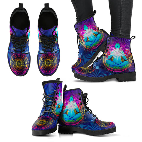 Sacred Goddess Handcrafted Boots