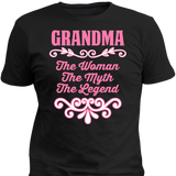 Grandma The Woman The Myth The Legend 2 - Lot 33