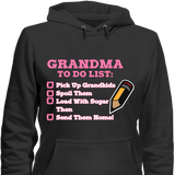 Grandma To Do List - Lot 33
