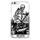 Death Card Cell Phone Cases For Apple & Samsung